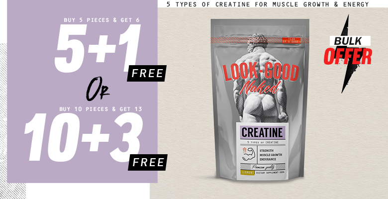 Creatine LookGoodNaked