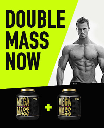 double muscle mass